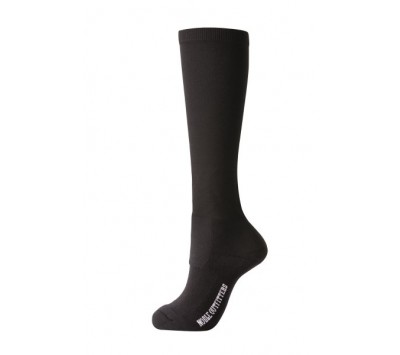 Noble Outfitters Womens Over the Calf Peddies - Black