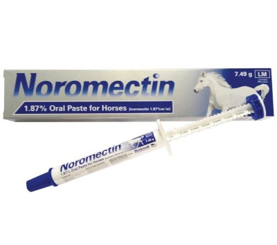 Noromectin Equine Paste Wormer