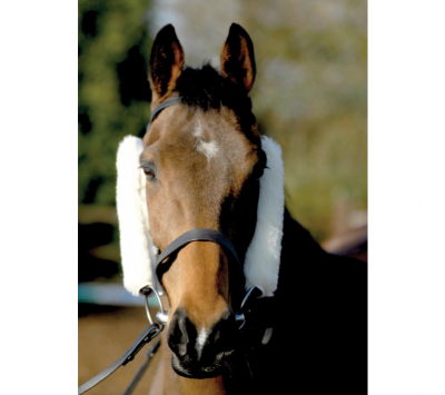 Nuumed Cheek Pieces / French Blinkers