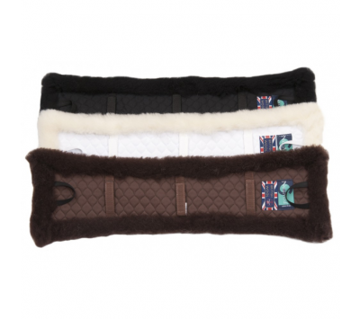 Nuumed Dressage Girth Sleeve With Luxury Wool