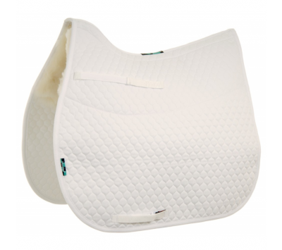 Nuumed Gullet Free HiWither Half Wool Saddlepad - General Purpose