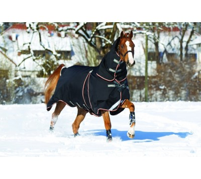 Horseware Rambo Optimo 0g Turnout Rug with Free Neck