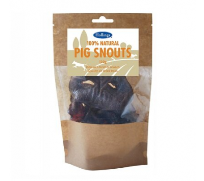 Hollings 100% Natural Pig Snouts