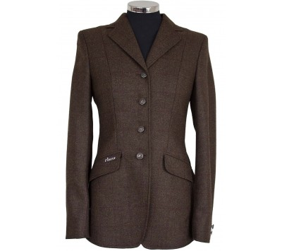 Pikeur Ladies Epsom Dark Brown Tweed