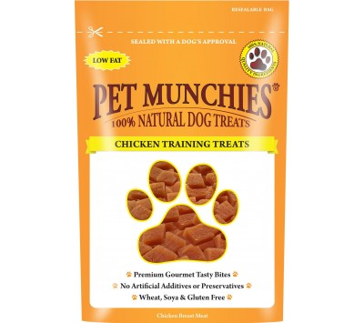 Pet Munchies Chicken Training Treats