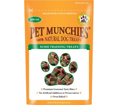 Pet Munchies Sushi Training Treats