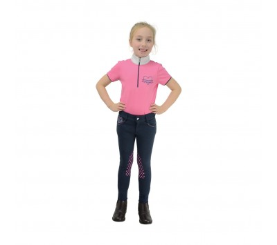 Little Rider Lola Love Heart Show Shirt