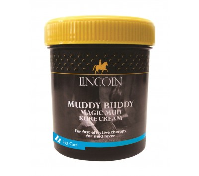 Lincoln Muddy Buddy Magic Kure Cream