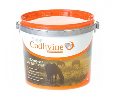 Super Codlivine The Complete Supplement Bucket