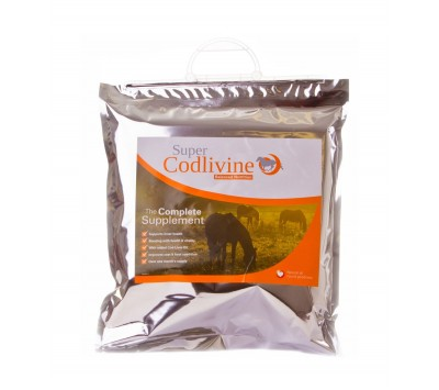 Super Codlivine The Complete Supplement Carry Pack