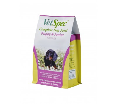 VetSpec Puppy & Junior 2kg