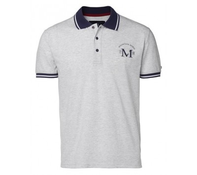 Mountain Horse Mens Ralph Pique Polo