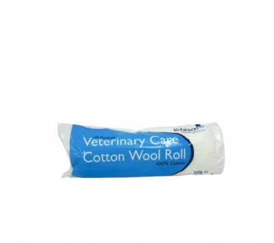 Robinson Verterinary Care Cotton Wool Roll 350g