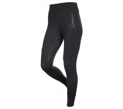 LeMieux Activewear Pull On Seamless Breeches