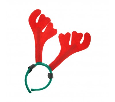 ShowQuest Antlers with Hoop and Loop Attachment