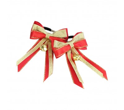 ShowQuest Piggy Bow & Tails With Bells