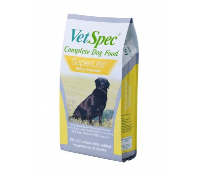 VetSpec SuperLite Senior 12kg