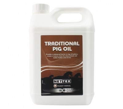 Net-Tex Traditional Pig Oil