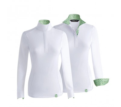 Tredstep Solo Long Sleeve Ladies Competition Shirt