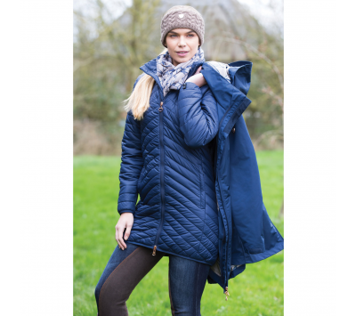 Equetech Womens Trilogy 3-In-1 Jacket