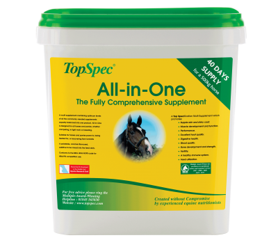 TopSpec All-In-One Supplement
