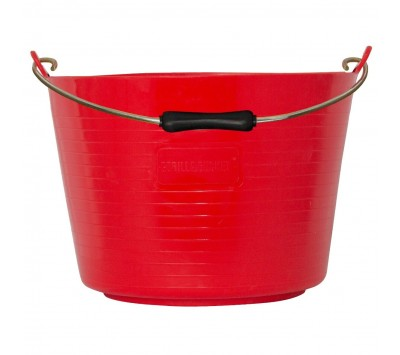 Red Gorilla Flexible Bucket