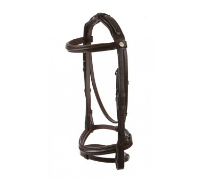Jeffries Wembley Pro Flash Bridle