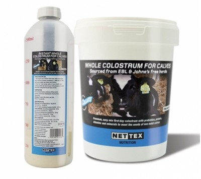 Net-Tex Whole Colostrum for Calves