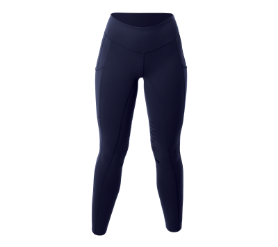 Equetech Womens Winter Riding Tights