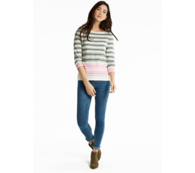 Joules Harbour Hem Block Top