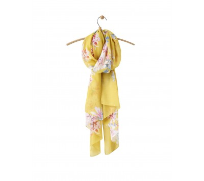 Joules Wensley Lightweight Printed Scarf