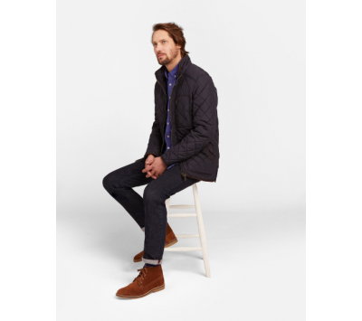 Joules Mens Derwent Quilted Jacket