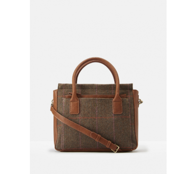 Joules Day to Day Tweed Bag