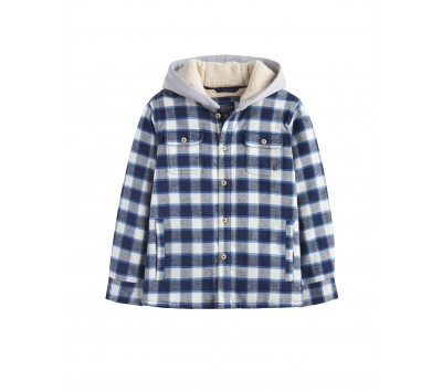Joules Doolan Boys Hooded Shacket