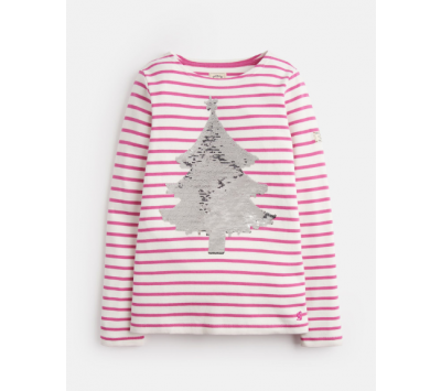 Joules Girls Harbour Luxe Top