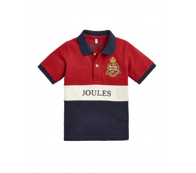 Joules Boys Older Harry Polo Shirt