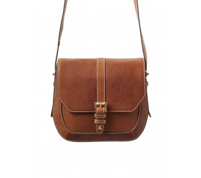 Joules Saddle Leather Bag