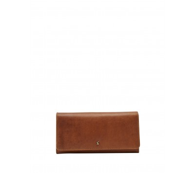 Joules Tally Leather Purse