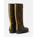 Joules Neoprene Printed Tall Wellies  - Thomas Irving's equestrian and accessories store