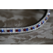Equiture GBR Alternating Curve Browband  - Thomas Irving's equestrian and accessories store