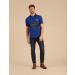 Joules Official Badminton Mens Polo  - Thomas Irving's equestrian and accessories store
