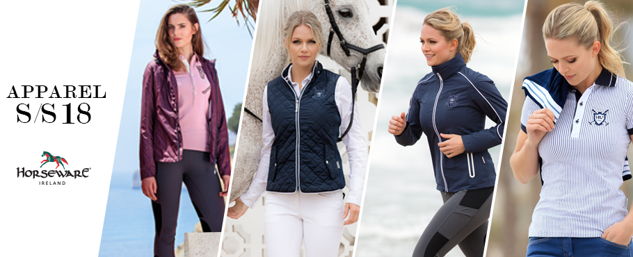 View all HORSEWARE APPAREL SS18 products